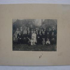 Fotografie veche - format mare, atelierul fotografic din Wunstorf, Germania