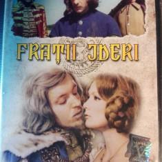 Fratii Jderi de Mircea Dragan cu Papaiani, Cozorici, Calboreanu, Florin Piersic - Film Colectie, DVD, Romana