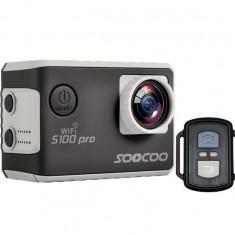 Camera Video Sport 4K iUni Dare S100 Pro Black, WiFi, mini HDMI, 2 inch LCD, comanda vocala, telecomanda - Camera Video Actiune iUni, Card de memorie