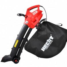Aspirator electric de frunze 3000W HECHT 3030 - Aspirator/Tocator frunze
