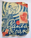 (T) Partitura muzicala veche, 1932 - Canta vioara - Silly Vasiliu, tango-romanta