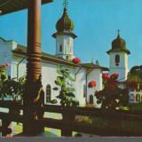 CPI (B9268) CARTE POSTALA - BISERICA MANASTIRII AGAPIA 1642 - Carte Postala Moldova dupa 1918, Necirculata, Fotografie