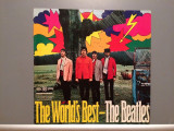 The BEATLES - The WORLD'S BEST (1968/ODEON/RFG) - Vinil/Analog/Impecabil (NM), emi records