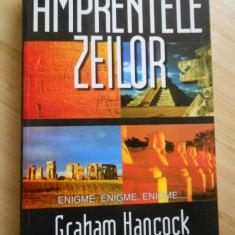 GRAHAM HANCOCK--AMPRENTELE ZEILOR - Carte mitologie
