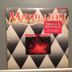 MARILLION - BRIEF ENCOUNTER (1986/EMI Rec/USA) - Vinil/Analog/Impecabil (M-) - Muzica Rock emi records