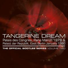 Tangerine Dream The Official Bootleg Series Vol Two Box (4cd) - Muzica Ambientala