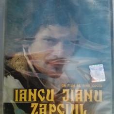 Iancu Jianu Zapciul Adrian Pintea regizor Dinu Cocea, DVD, Romana