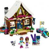 LEGO Friends - Cabana din statiunea de iarna 41323