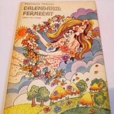 Calendarul fermecat, de-Passionaria Stoicescu, cu ilustratii, Ed. Creanga 1991 - Carte poezie copii