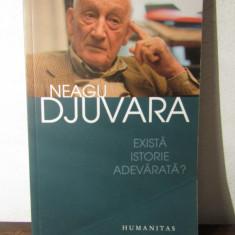 EXISTA ISTORIE ADEVARATA? -NEAGU DJUVARA
