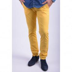 Pantaloni Jack&Jones Erik Tape Anti Fit Yolk Yellow