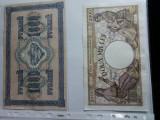 Folii pentru bancnote cu 2 compartimente-lot 10 buc