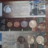 2013.11.11 - SET DE MONETĂRIE, monede în circulaţie în anul 2013