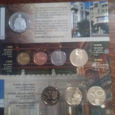 2013.11.11 - SET DE MONETĂRIE, monede în circulaţie în anul 2013 - Moneda Romania