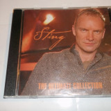 CD STING THE ULTIMATE COLLECTION