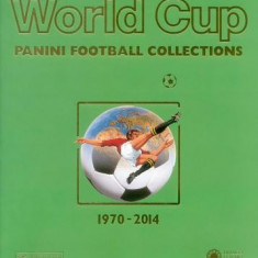 World Cup 1970-2014: Panini Football Collections - Carte in engleza