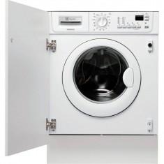 Masina de spalat rufe cu uscator Electrolux EWX147410W 1400RPM 7 kg Display LCD Alb