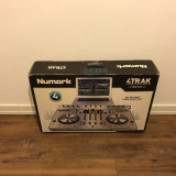 Consola DJ - Traktor - Numark 4trak