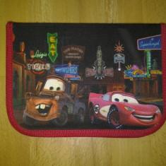 Disney Pixar Cars Fulger si prietenii penar echipat, Altele