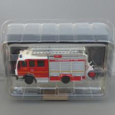 MAN 10.224 LHF 16/12 2002 Pompieri, Del Prado, 1/64 - Macheta auto