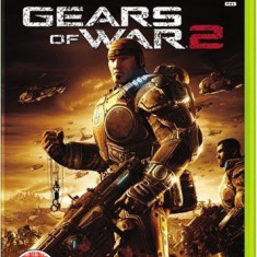 Gears of War 2 -  XBOX 360 [Second hand], Shooting, 18+, Multiplayer