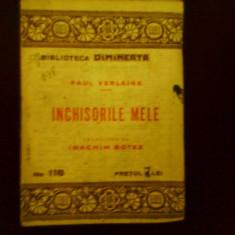 Paul Verlaine Inchisorile mele