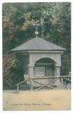 4146 - Rm. VALCEA, Zavoi Park - old postcard - used - 1916, Circulata, Printata