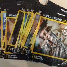 Reviste National Geografic - Locuri Celebre - Revista culturale
