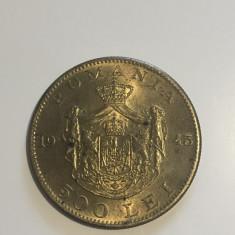 500 lei 1945 UNC - Moneda Romania