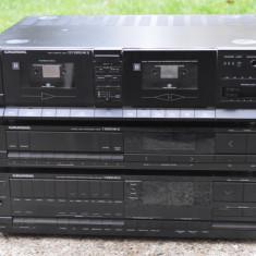 Linie Grundig V 8300 cu telecomanda - Amplificator audio Yamaha, 81-120W