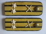 Epoleti Locotenent-Colonel artilerie armata R.S.R.