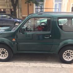 Suzuki Jimny, An Fabricatie: 2007, Motorina/Diesel, 154243 km, 1461 cmc