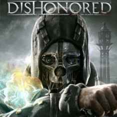 Dishonored   - XBOX 360 [Second hand], Shooting, 18+, Single player