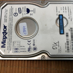 HDD PC Maxtor 80 GB IDE - Hard Disk Maxtor, 40-99 GB