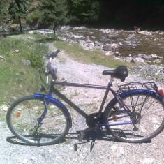 Bicicleta stare foarte buna si confortabila marimea 28 pretul este fix - Bicicleta de oras, Numar viteze: 21