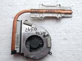 Cooler Procesor + Radiator Toshiba Satellite L450/L450D