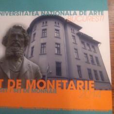 2014.05.12 - SET DE MONETĂRIE, monede în circulaţie în anul 2014 - Moneda Romania