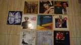 Cumpara ieftin Pachet 10 viniluri (2) albume originale muzica internationala, oferta!