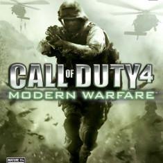 Call of Duty 4 - Modern Warfare - XBOX 360 [Second hand] - Jocuri Xbox 360, Shooting, 18+, Multiplayer