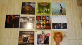 Cumpara ieftin Pachet 10 viniluri (1) albume originale muzica internationala, oferta!