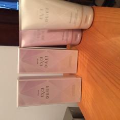 EVE DUET -PARFUMUL FORMAT DIN 2 AROME PLUS CREMA GRATUIT - Set parfum