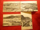 Set 4 Ilustrate - Aden - Yemen colonie britanica ,inc.sec.XX