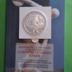 2014.02.10 - COMITETULUI OLIMPIC ROMÂN, 100 de ani de la înfiiţare