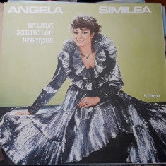 ANGELA SIMILEA- BALADA IUBIRILOR DESCRISE, VINIL IMPECABIL ! - Muzica Dance