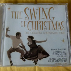 The swing of chrisrman - cd - Muzica Pop sony music