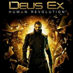 Deus Ex - Human Revolution - XBOX 360 [Second hand] - Jocuri Xbox 360, Role playing, 16+, Single player