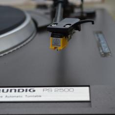 Pick up Grundig PS 2500 - Pickup audio Saba