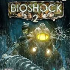 Bioshock 2 - XBOX 360 [Second hand], Shooting, 18+, Single player