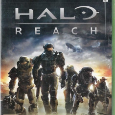 Halo Reach - XBOX 360 [Second hand] - Jocuri Xbox 360, Shooting, 16+, Multiplayer