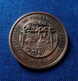 Medalie Cai ferate romane - Ipcf - cfr